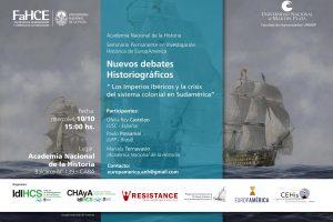 DEBATES HISTORIOGRAFICOS